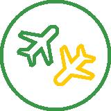Anschlussflug
